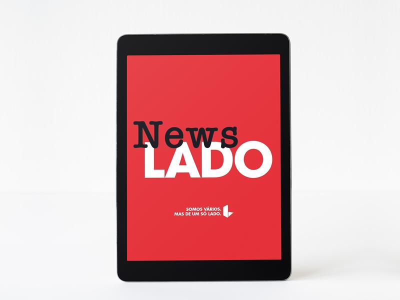 Assine a Newsletter da Rede Lado e leia a edição de hoje