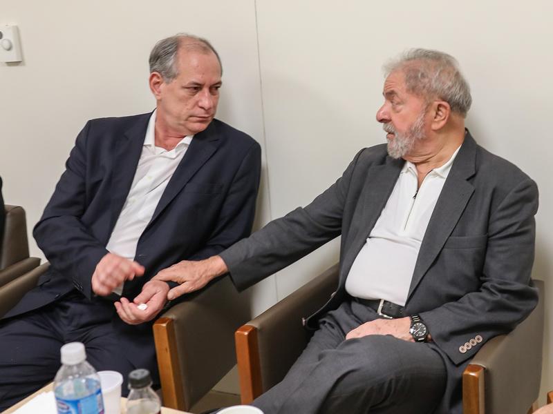 Lula, Ciro: o vazamento benigno lembra Mattelart em Porto Alegre