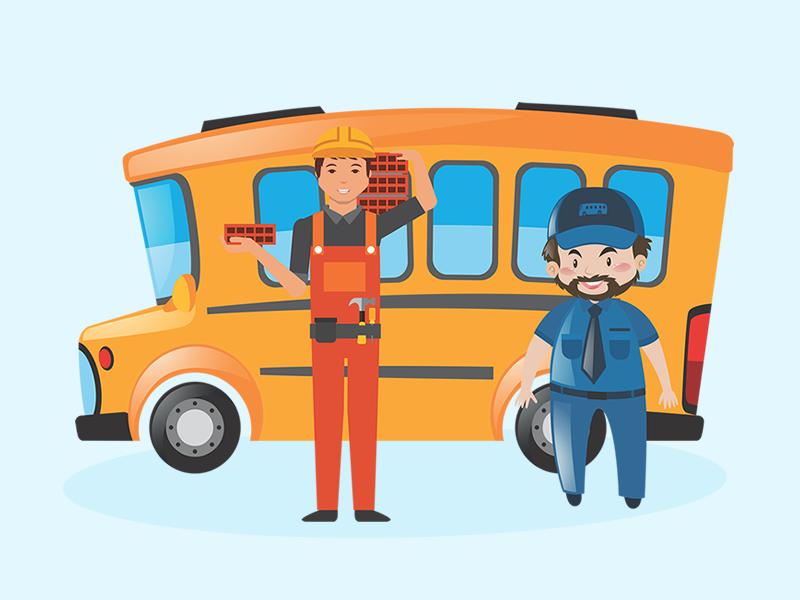 Justiça confirma trabalho em transporte coletivo e na construção civil como atividades especiais para fins de aposentadoria