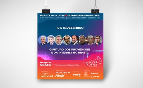 Fórum de Líderes da Internet Brasil tem patrocínio da Prosper Capital