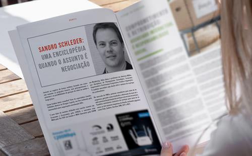 Sócio fundador da Prosper é destaque na revista InternetSul News