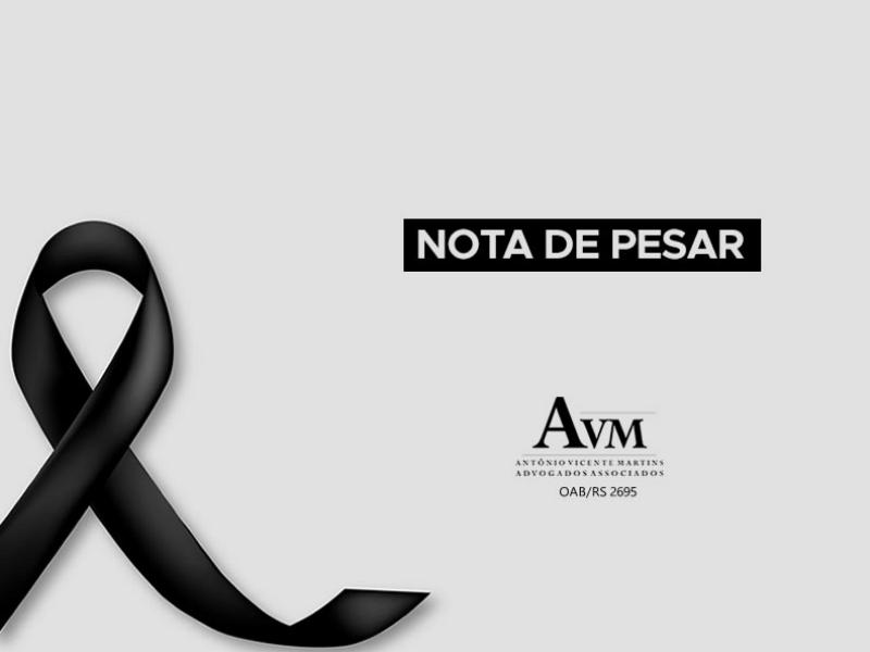 AVM Advogados lamenta profundamente a perda da ex-Diretora do SindBancários, Elisa Farias.
