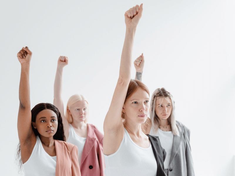 26 de Agosto - Dia Internacional pela Igualdade da Mulher!