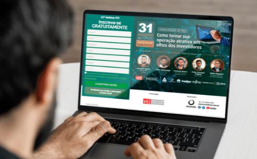Prosper Capital será patrocinadora de Webinar da Revista RTI sobre consolidação de ISPs
